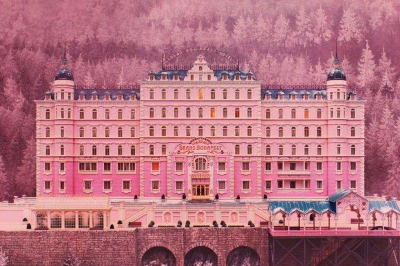 """Wes Anderson bagi animasi storyboard film """"The Grand Budapest Hotel"""""""