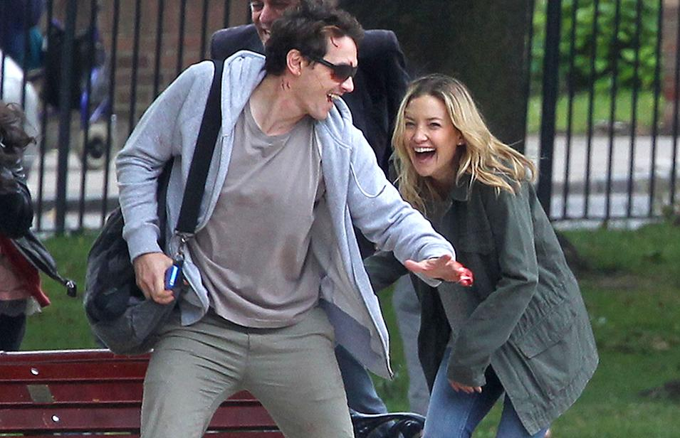 "Kate Hudson & James Franco Film ""Good People"""