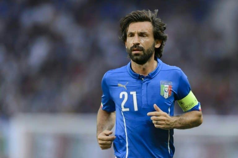 Pirlo linked to Juventus coaching job - reports
