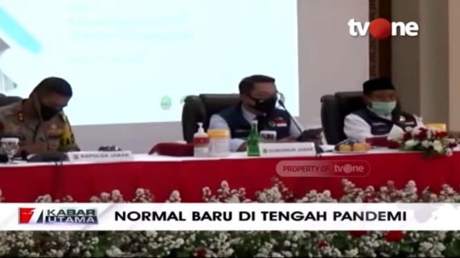 Sejumlah Daerah Persiapkan Penerapan New Normal