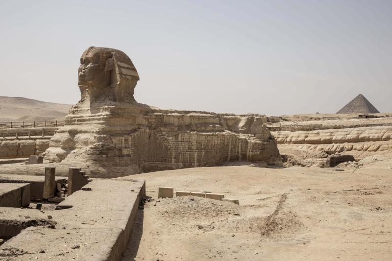 Virus Outbreak Egypt Photo Essay