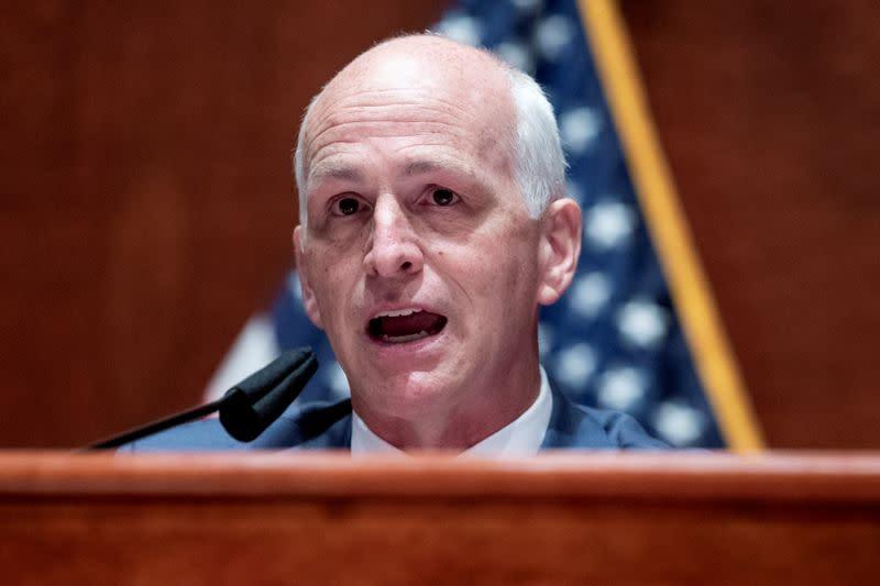 U.S. lawmakers hammer Pentagon over lack of detail on Germany troop cuts