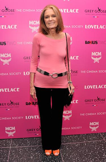 """The Cinema Society And MCM With Grey Goose Host A Screening Of Radius TWC's """"Lovelace"""" - Arrivals"""