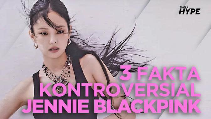 3 Fakta Adegan Kontroversial Jennie BLACKPINK di MV Lovesick Girls