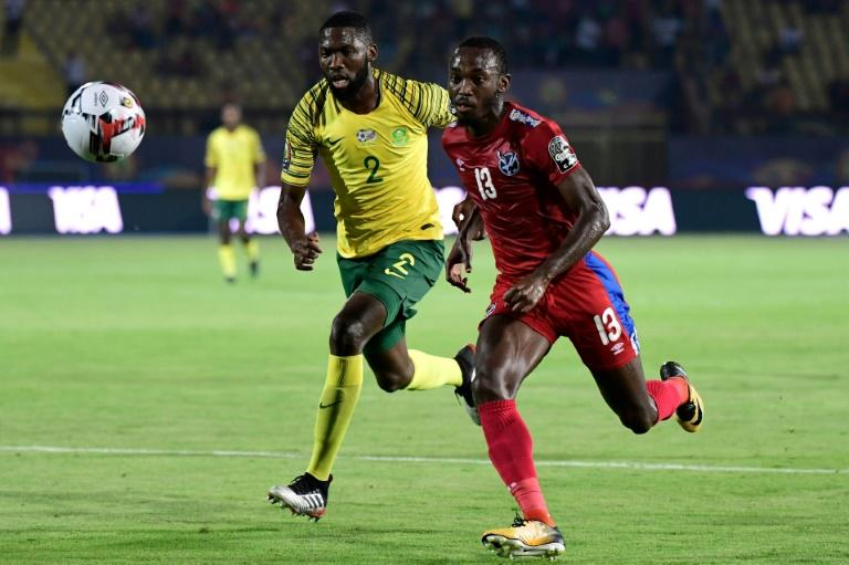 Namibian Shalulile 'best forward in South African Premiership'