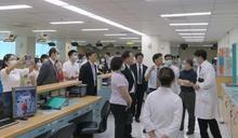 彰醫攜手工研院發表「血液透析智慧醫療系統」