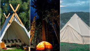 【2021全台懶人免裝備露營景點推薦】踏浪星辰、柚香露露、那山那谷、在水一方、星空帳篷...近20個療癒秘境露營場都在這!