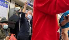 楊志良再被爆十月捷運上沒戴口罩還「瞪人」 胡采蘋:他就是慣犯!