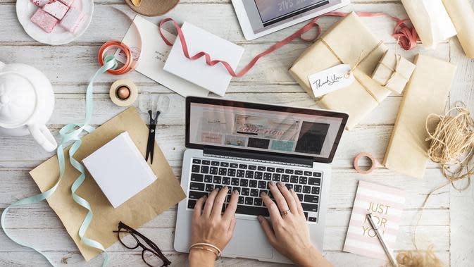Ilustrasi bisnis desain (sumber: Pixabay)