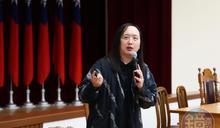 「天才IT大臣」日本爆紅 唐鳳談太陽花學運後青年改變