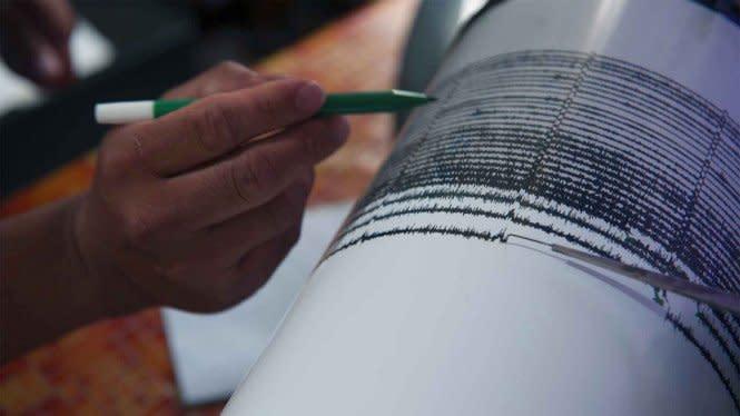 Gempa 5,2 Skala Richter Guncang Mamuju Tengah