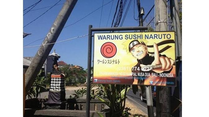 6 Spanduk Jualan Makanan Asia Ini Bikin Geleng Kepala (sumber: Instagram.com/awreceh.id)
