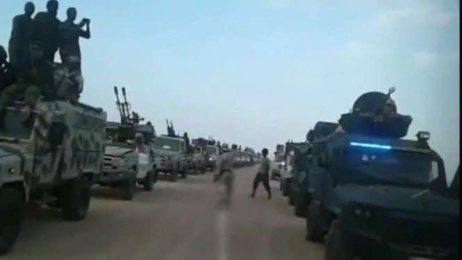 Libya Membara Puluhan Ribu Tentara Bayaran Turki dan Rusia Siap Perang