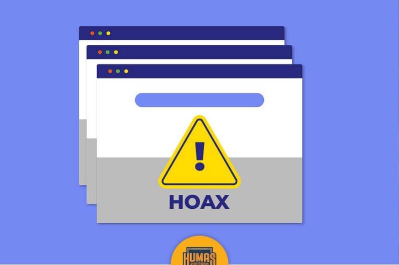 Hoaks jadi salah satu tantangan saat pandemi