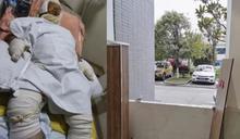 求職男廁所點菸引發爆炸 二度灼傷哀號「還有房貸要繳」