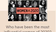 金融時報評選最具影響女性 蔡總統入榜