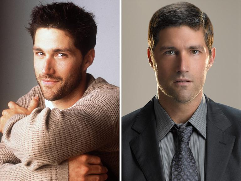 "Matthew Fox (1998 ""Party of Five,"" 2009 ""Lost"")"