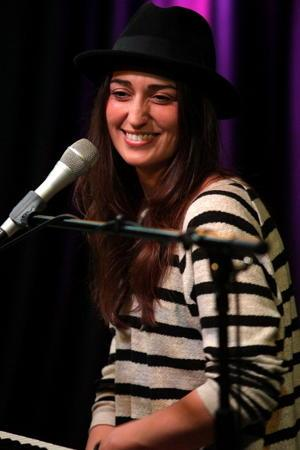 Exclusive! Get a Behind-The-Scenes Peek at Sara Bareilles' New Album
