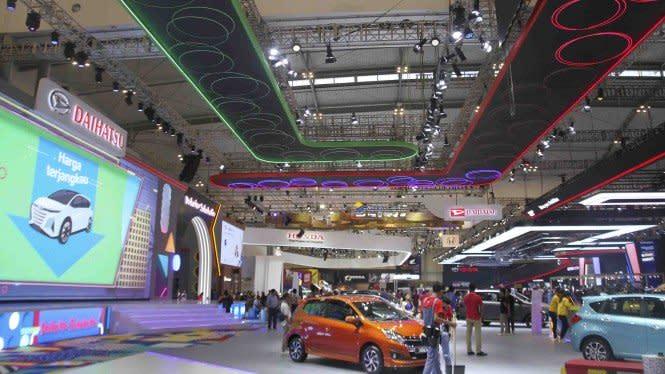 Dua Mobil Daihatsu Tempati Tahta LCGC Terlaris di RI