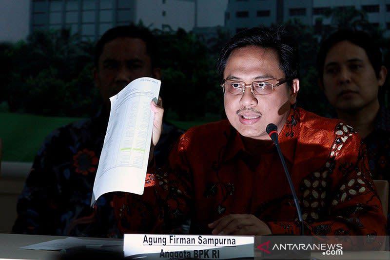BPK sampaikan pencapaian realisasi transfer ke daerah 2019 kepada DPD