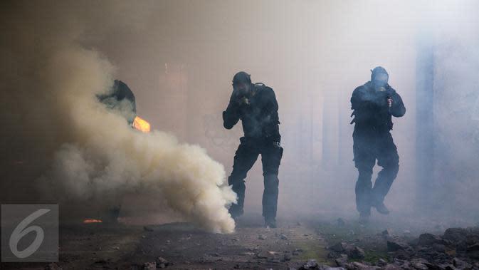 Polri: Terduga Teroris Jadikan Papua Tempat Perluasan Perjuangan