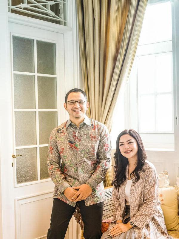 Danny Rukmana dan Raiyah Chitra Caesaria. (ist)