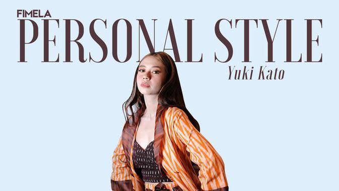 Personal Style Yuki Kato