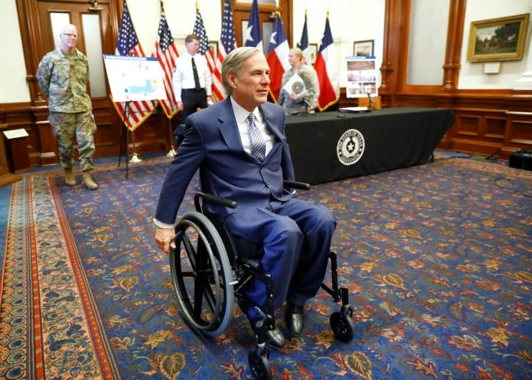 Texas Governor Greg Abbott has ordered bars to close in the state amid a surge in coronavirus cases