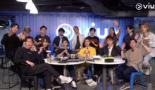 梁祖堯拉MIRROR FB直播解釋趕fans事件 姜濤食足全程