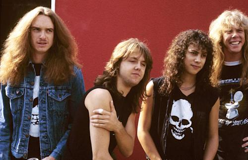 Metallica Recall Nerve-Wracking First Show on Its 32nd Anniversary