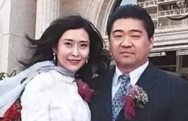 ▲葉玉卿與老公胡兆明(圖/翻攝香港01)
