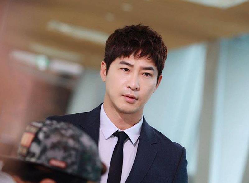 For raping two women in July, South Korean actor Kang Ji-hwan has been sentenced to three years of probation. — Photo via Facebook/ kangjihwan