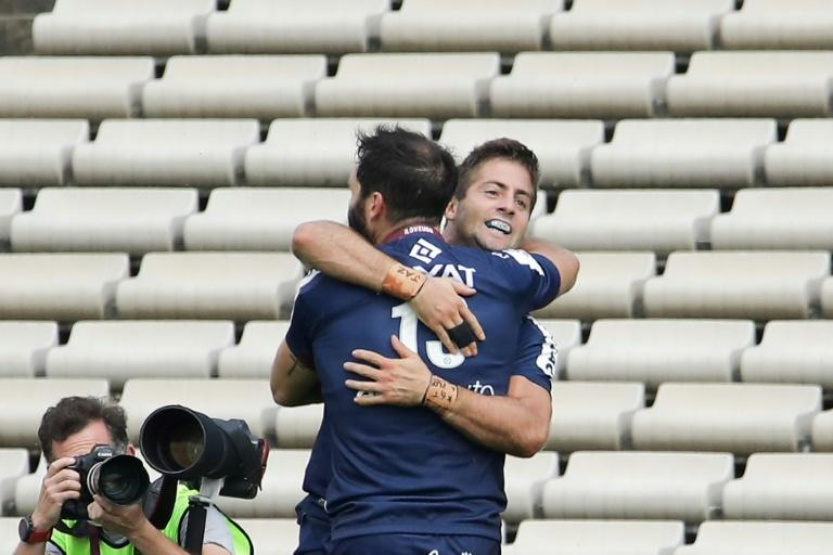 Bordeaux-Begles edge Edinburgh as Castres are disqualified in Challenge Cup