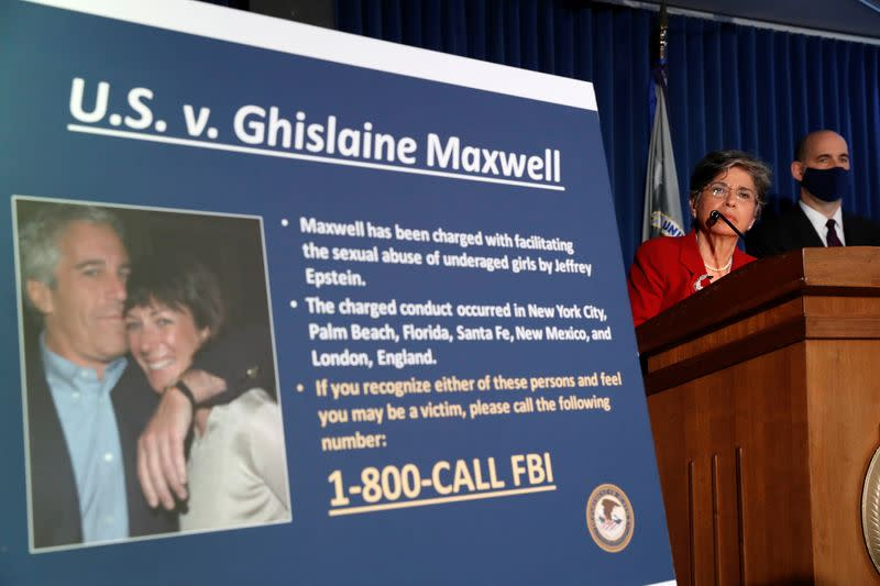 'Breath of relief:' Jeffrey Epstein accusers welcome Ghislaine Maxwell's arrest