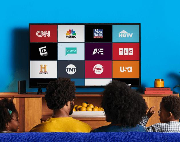 Get more than 45 TV channels available to stream. (Photo: Sling TV)