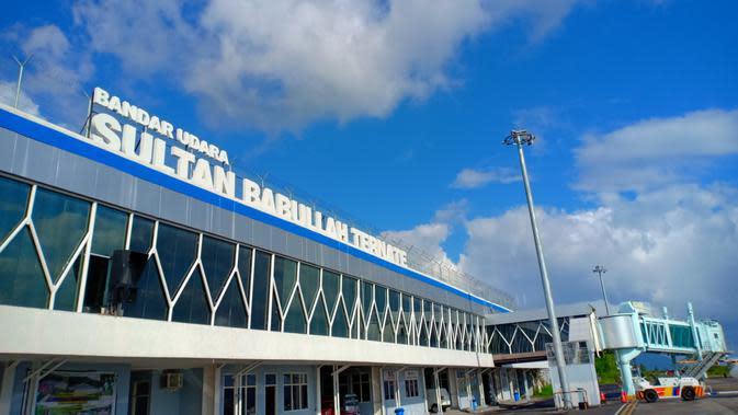 Bandara Sultan Babullah Dibuka, Cek Syarat Penumpang Dari dan Menuju Ternate