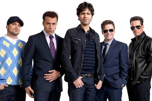 'Entourage' Heads To The Big Screen