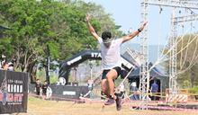 Spartan Race》高雄今年首場國際賽開跑 周青、張菀芳Trail越野賽封王稱后