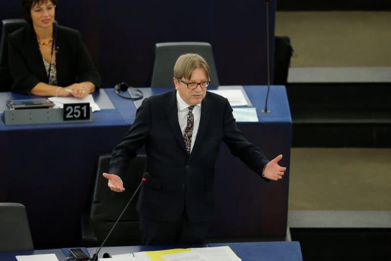 UK will not automatically deport EU nationals after Brexit - Verhofstadt