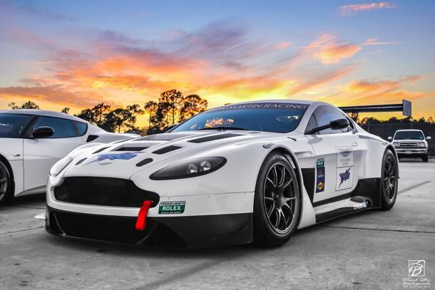 A faster Aston Martin: Flickr photo of the day
