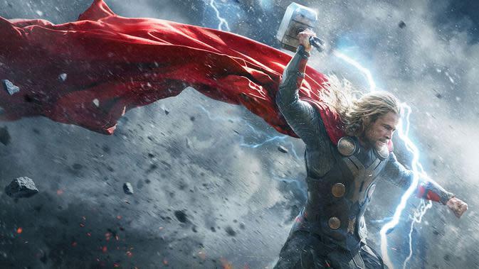 Sutradara Guardians of the Galaxy katakan trailer Thor: Ragnarok akan jadi yang terbaik dalam sejarah Marvel. (Via: ScreenRant)