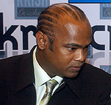 Picture of Vinod Kambli