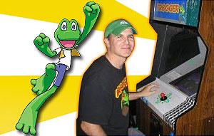 Frogger Champ