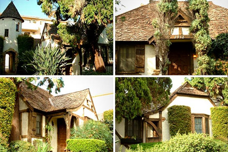 Christophe choo 39 s beverly hills westside los angeles for Snow white cottages los angeles