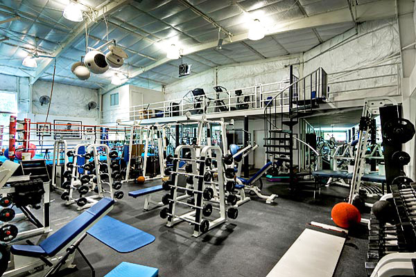 Upscale homes for serious workouts yahoo real estate