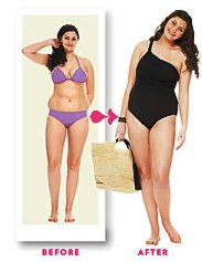 Best bikini for muffin top