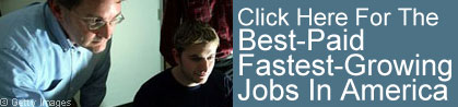 Slideshow: The Best-Paid, Fastest-Growing Jobs