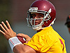 USC Quarterbacks talking fall camp
