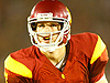 USC vs. Washington State - Matt Barkley interview