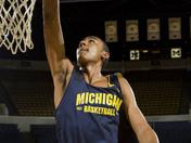 Michigan basketball practice highlights, Aug. 19